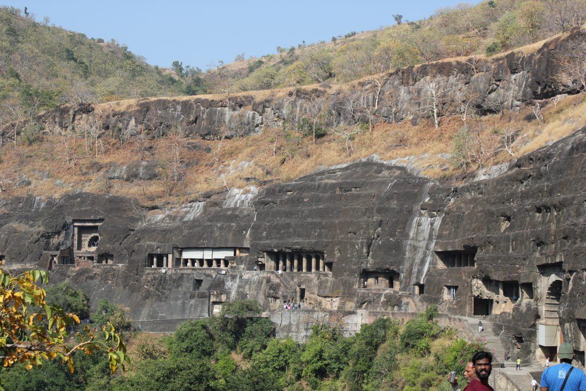 viajes beagle blog Bombay cuevas Ajanta Ellora