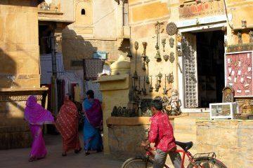 india verano en india triangulo de oro