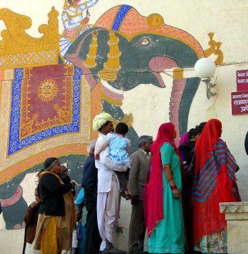 viajes beage india premium triangulo de oro y benares