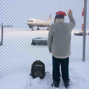 viajes beagle embajador papa noel despedida