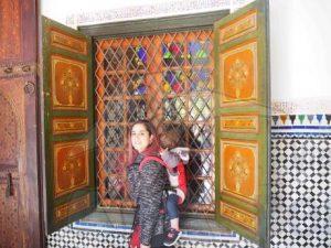 viajar a marrakech con ninos