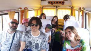 viaje kerala familia