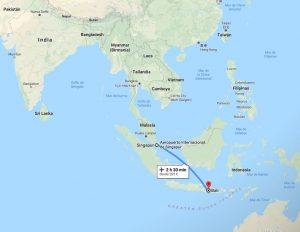 viajes beagle singapur con bali