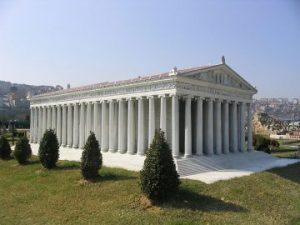 templo de artemisa viajes beagle