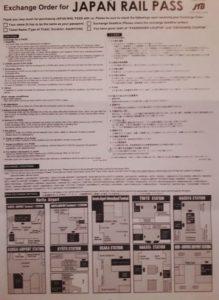 viajes beagle documento canjear rail pass