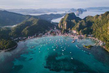 viajes beagle viaje de novios en Filipinas