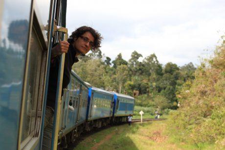 viajes beagle tren srilanka
