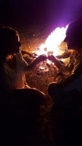 viajes beagle safari kenia fuego