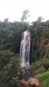 viajes beagle Thomsons Falls