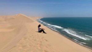 viajes beagle sandwich harbour dunas