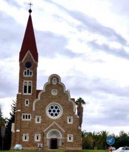 viajes beagle windhoek iglesia