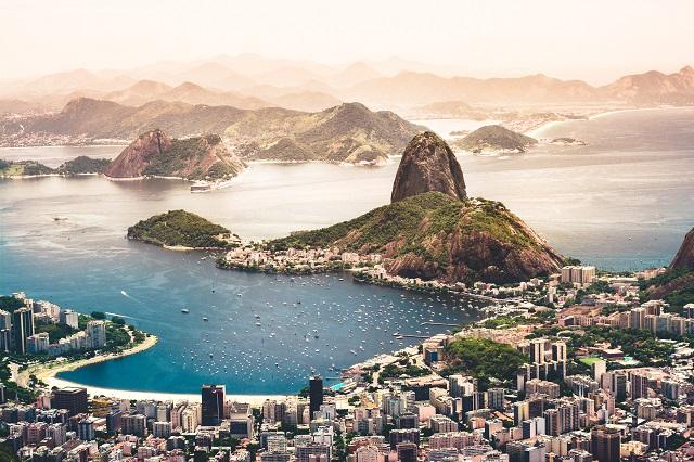 Viajar a Brasil a Río de Janeiro