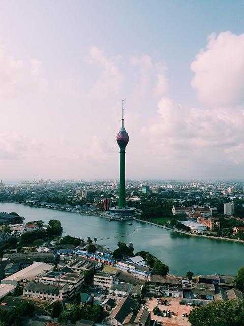 Vista de Colombo