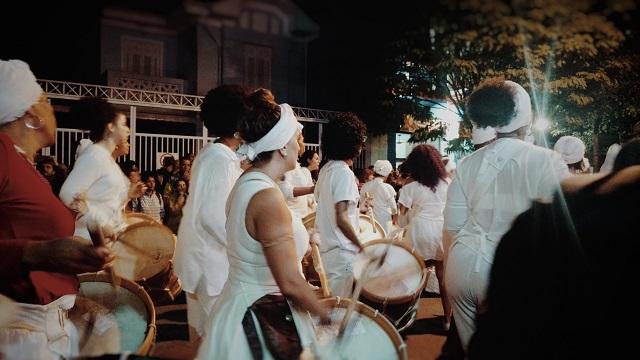 Fiesta en Brasil