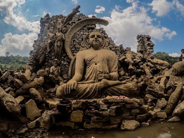 Ruinas de Sri Lanka