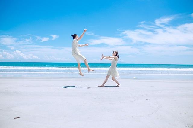 Playa de Mhy Ké