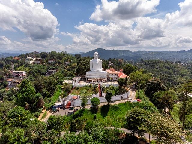 Buda de las montañas