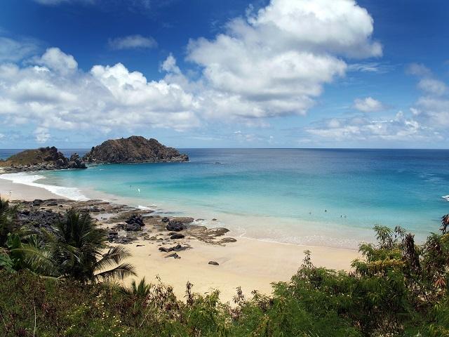 Playa de Fernando de Noronha