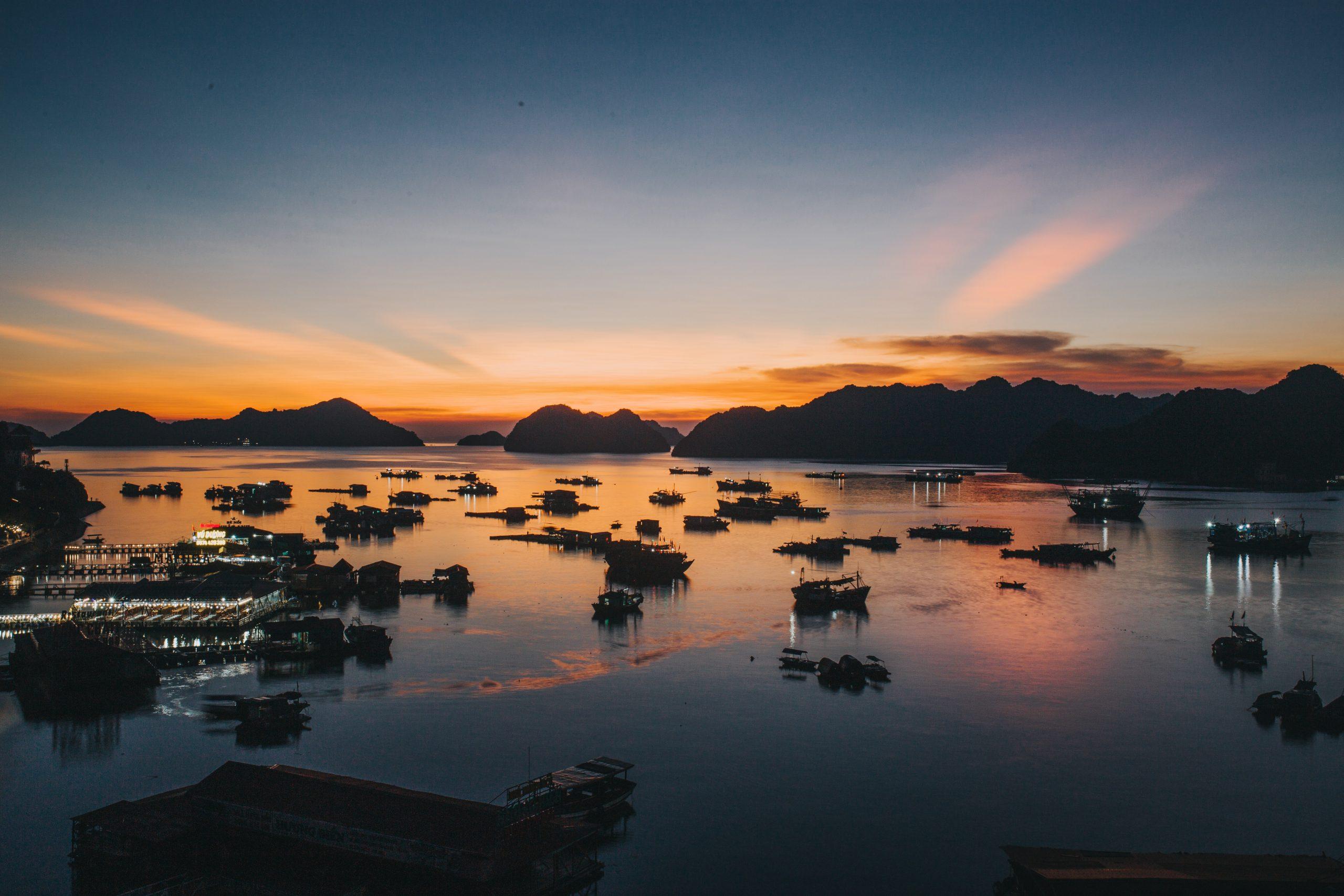 Isla de Vietnam
