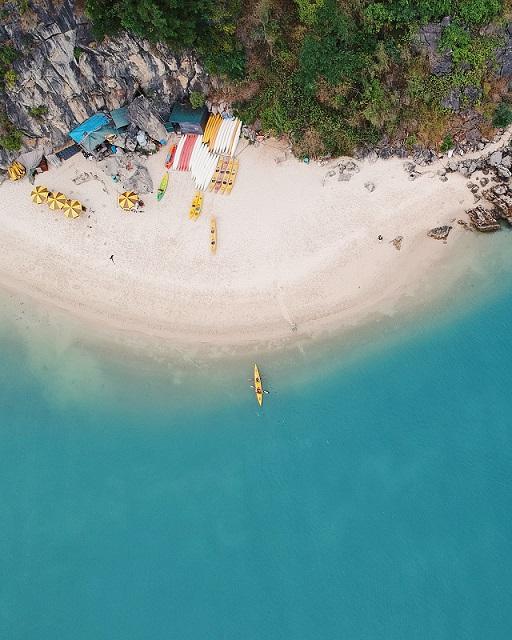 Titop Beach Vietnam