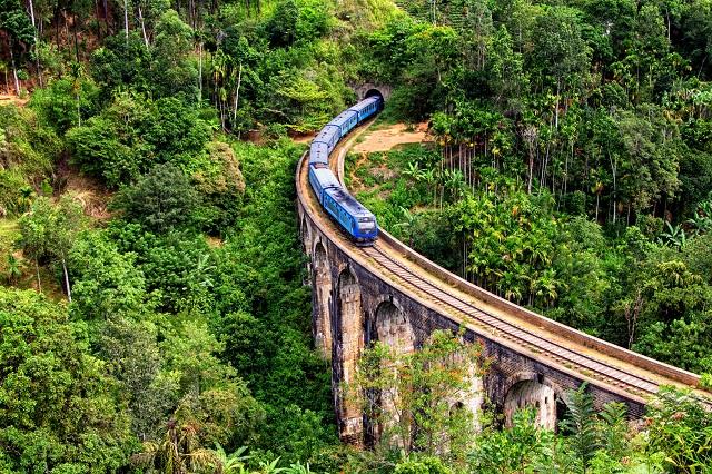 Tren de Ella Sri Lanka