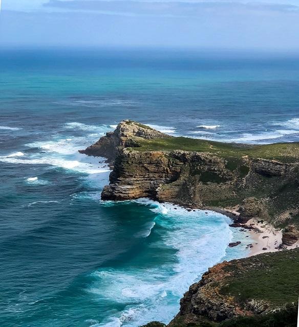 Cape Point en Sudafrica