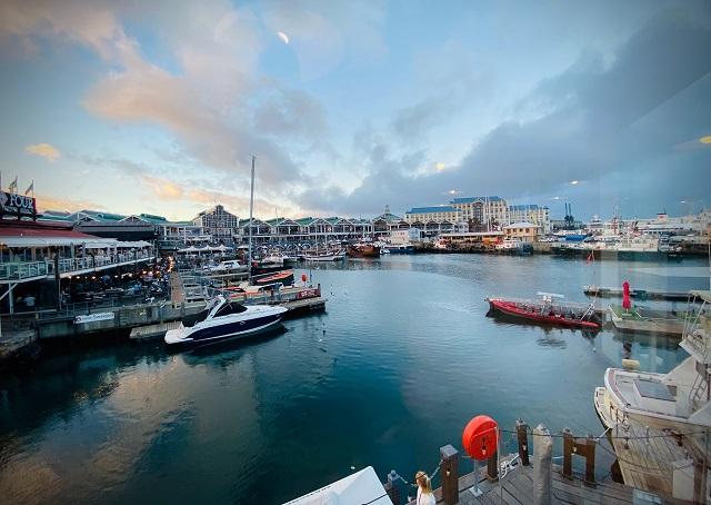 Waterfront de Ciudad del Cabo