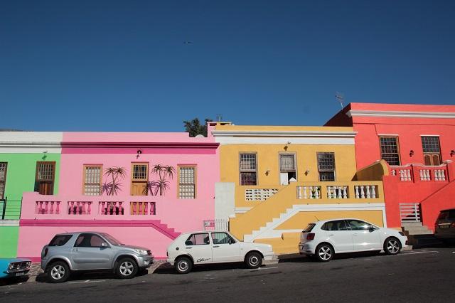 Bo-Kaap, Ciudad del Cabo (Sudáfrica)